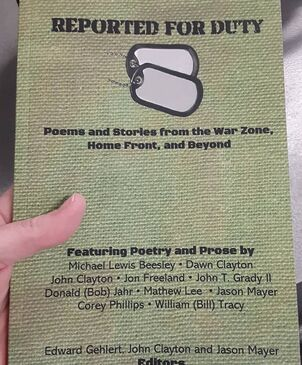 Reported for Duty Poems and Stories from the War Zone